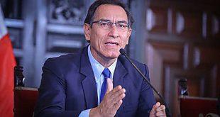 Presidente Vizcarra presentará lista de integrantes de comisión de reforma del Poder Judicial