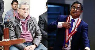 Colaborador eficaz dijo que Hinostroza y Ríos ayudaban a narcotraficantes