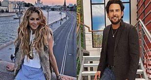 Ex pareja de Paulina Rubio denuncia que la cantante no lo deja ver a su hijo