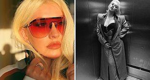 Christina Aguilera pierde la voz y pospone un concierto de su gira