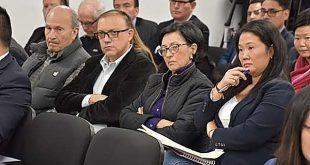 Dictan 36 meses de prisión preventiva para Pier Figari y Ana Herz