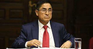 Sala Penal declaró infundada apelación de César Hinostroza contra prisión preventiva