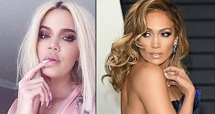 Khloe Kardashian saluda a Jennifer Lopez por pedida de mano