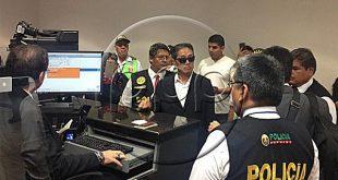 Jaime Yoshiyama llegó a Lima tras 4 meses en EE.UU. y fue detenido