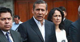 Fiscalía presentará la acusación contra Ollanta Humala y Nadine Heredia