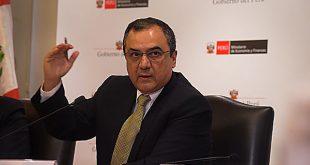 """Ministro de Economía dijo que proyecto de Tía María está """"ad portas de la licencia"""""""