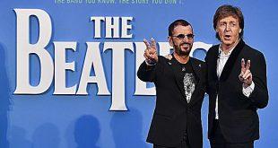 Paul McCartney y Ringo Starr tocaron juntos en concierto en Los Ángeles