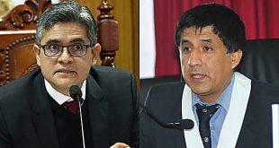 Recomiendan denunciar a fiscal Pérez Gómez y a juez Concepción Carhuancho