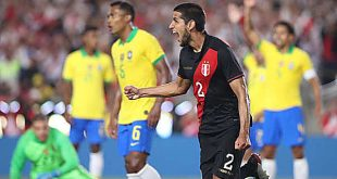 ¡Victoria con sabor a revancha! Perú ganó 1-0 a Brasil en amistoso internacional