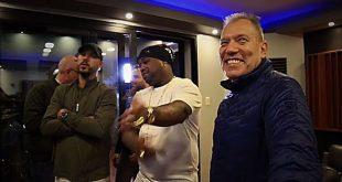 Raúl Romero se unió a Los 4 de Cuba para lanzar el tema 'La fiesta'