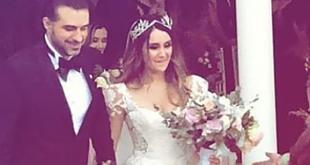 La ex RBD, Dulce María, se casó con el productor Paco Álvarez