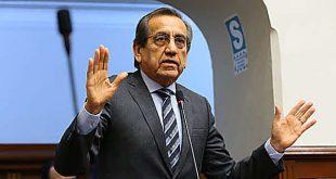 Fiscal de la Nación abre investigación preliminar a Jorge del Castillo por presunto peculado
