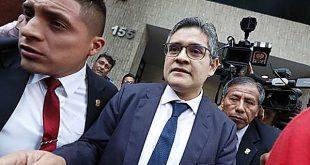 Fiscal Pérez: «La resolución que excarceló a Keiko Fujimori no es legítima y presenta vicios»