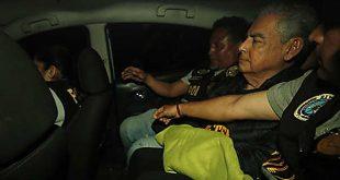 César Villanueva recobró su libertad luego de que se cumpliera su detención preliminar