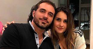 Dulce María compartió fotos inéditas de su romántica boda con Paco Álvarez