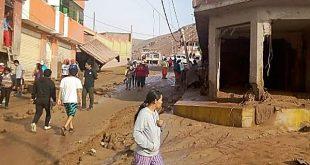Huaicos en Tacna han dejado cuatro muertos y 250 viviendas afectadas