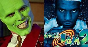 "Jim Carrey volverá a interpretar su papel de ""La máscara"" en ""Space Jam 2"""