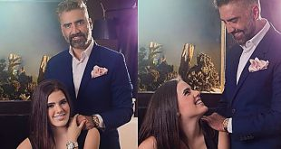 Camila, hija de Alejandro Fernández, se casó al estilo charro